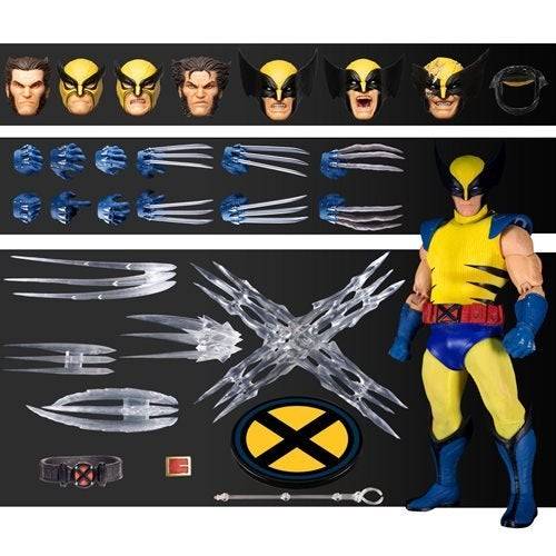 Image of X-Men Wolverine One:12 Collective Deluxe Steel Box Edition Action Figure