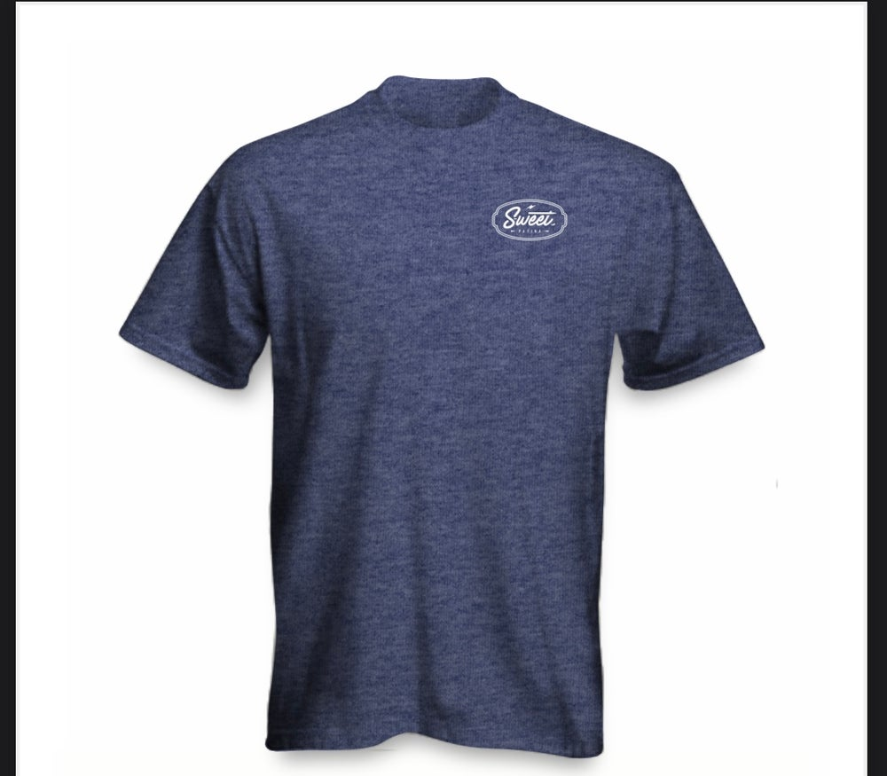 Image of Vintage Blue Bolt T