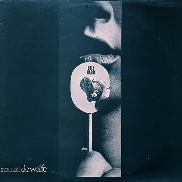 Johnny Hawksworth - Bite Hard (Music de Wolfe - 1976)