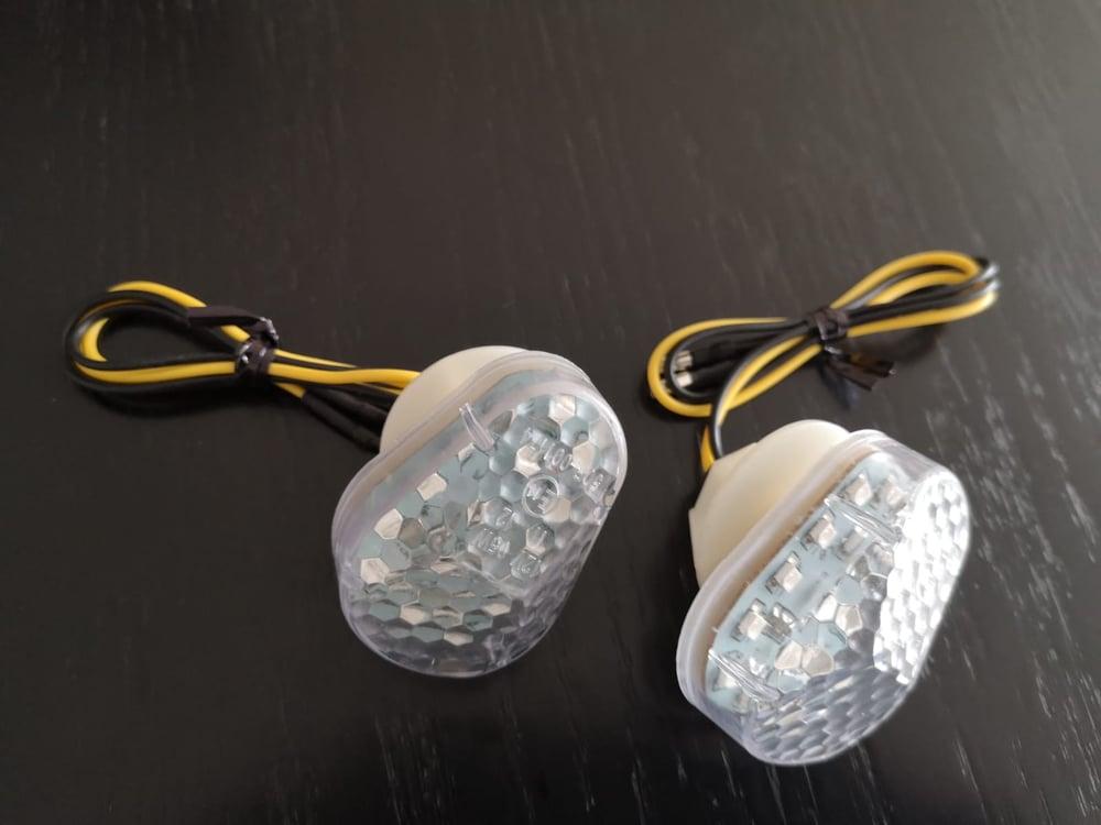 LED Flush Mount Signal Lights