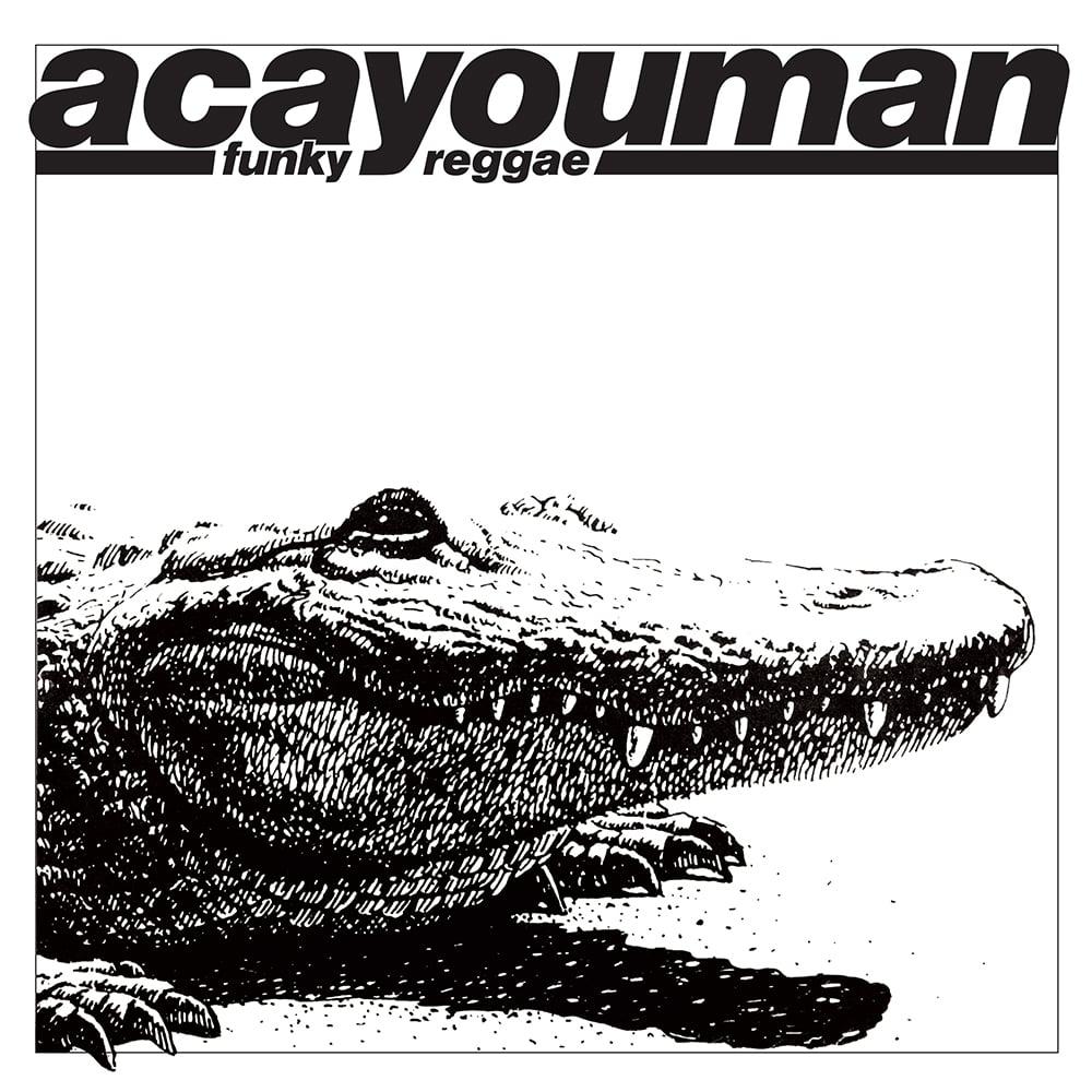 "Acayouman -  Funky Reggae 12"" (BeauMonde Records - 2018)"
