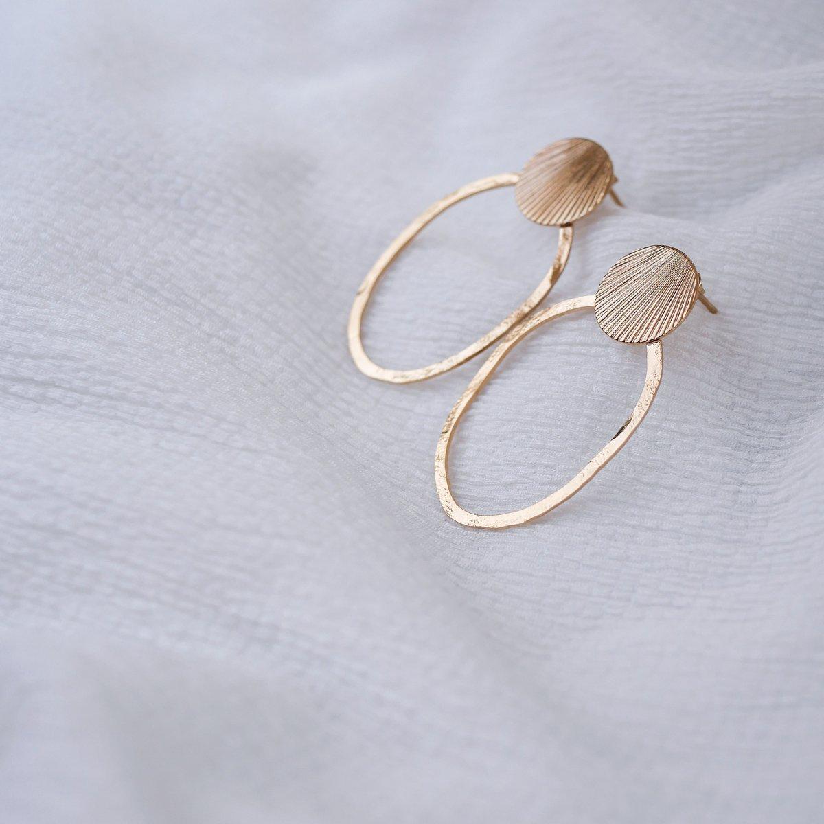 Image of Boucles d'Oreilles CALISTA Taille M