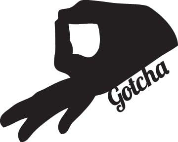 Gotcha >> Dornon Designs Gotcha