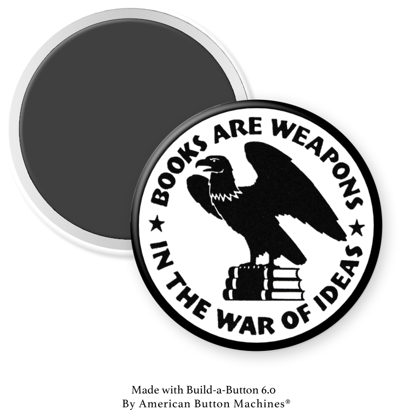 Benefit for NAPAWF Books Are Weapons In The War Of Ideas