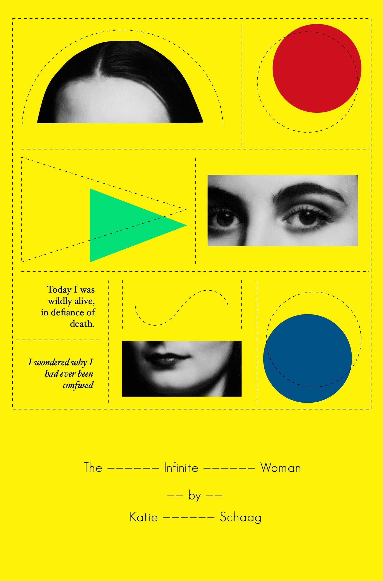 Image of The Infinite Woman by Katie Schaag