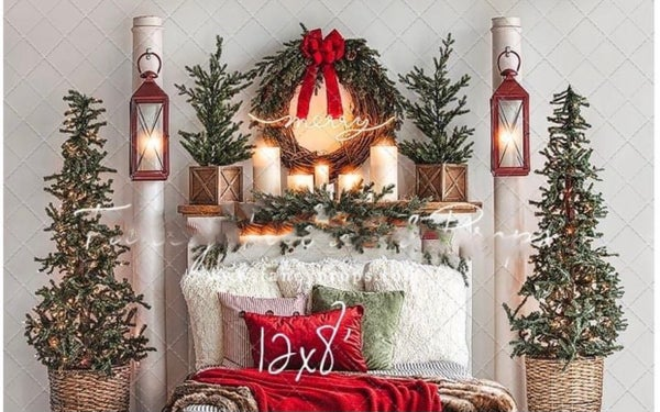 Image of Merry & Bright Cozy Bed