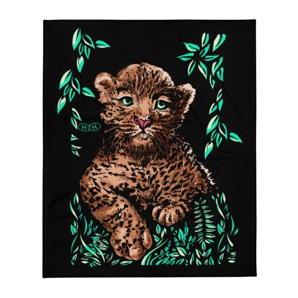 Image of IYKYK Puma Blanket