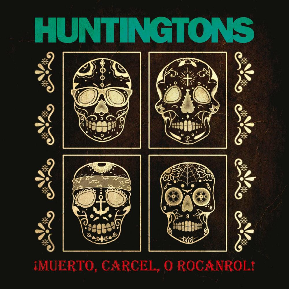 Image of Huntingtons Muerto, Carcel O Rocanrol! Lp (Euro version)