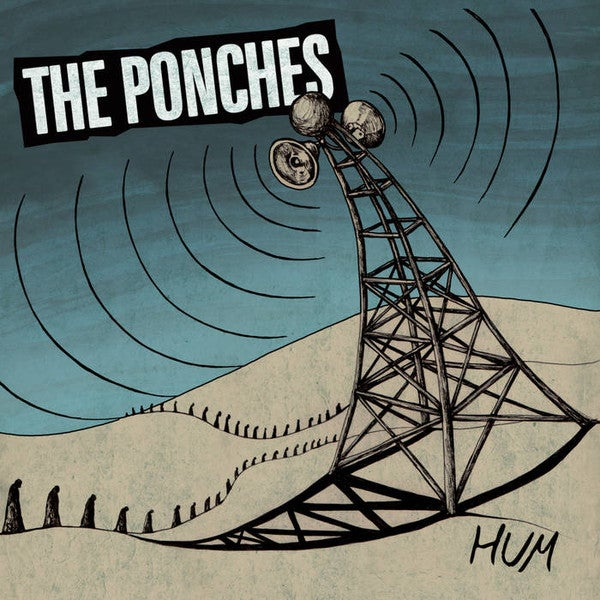 Image of The Ponches - Hum Lp
