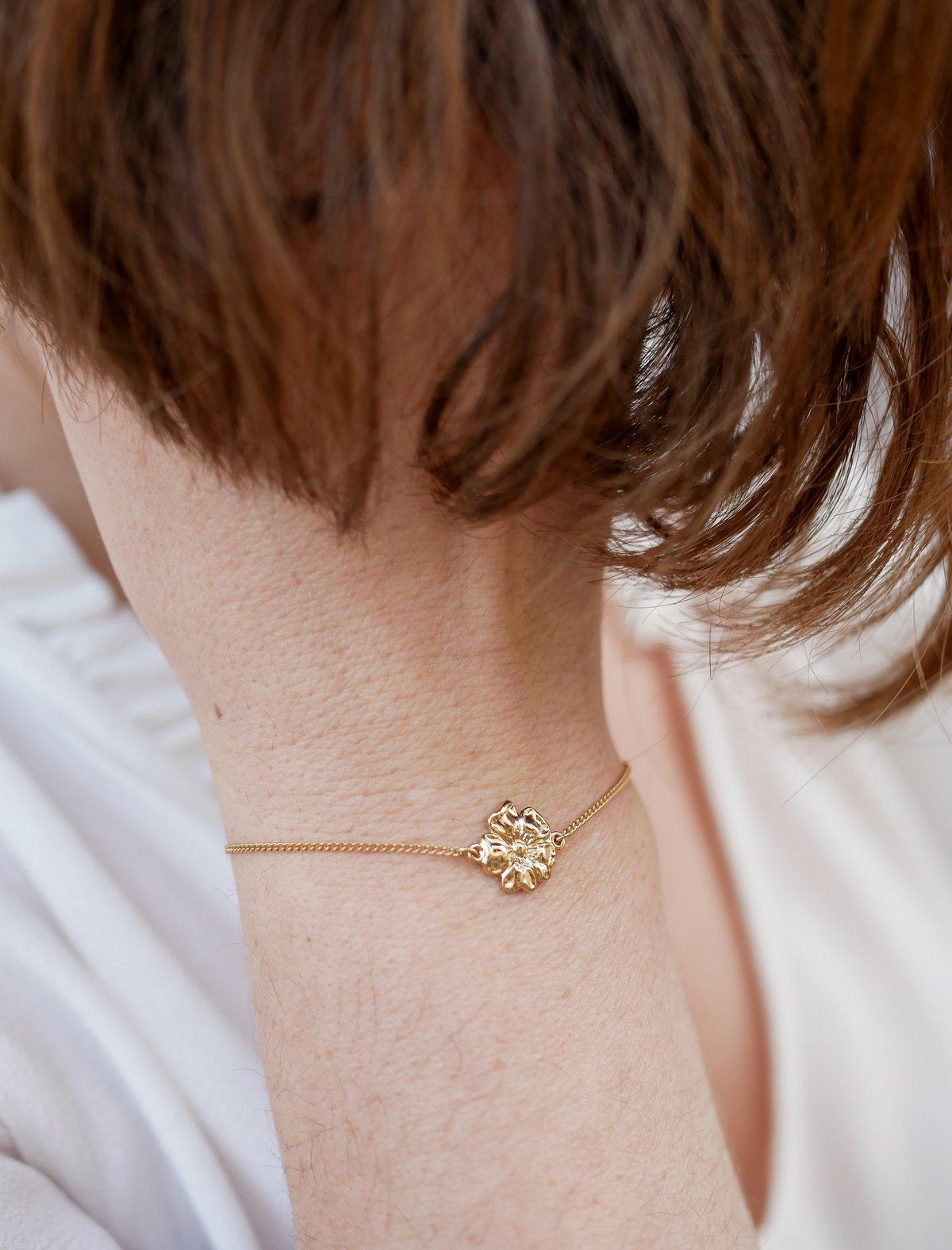 Image of Bracelet MINI HANA Doré