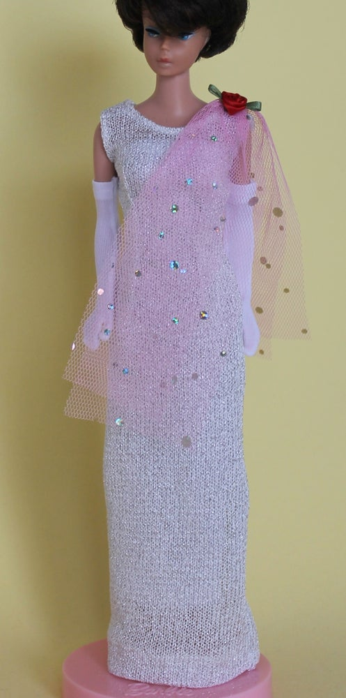 Image of Barbie Reproduction of a Rare Japanese Evening Dress