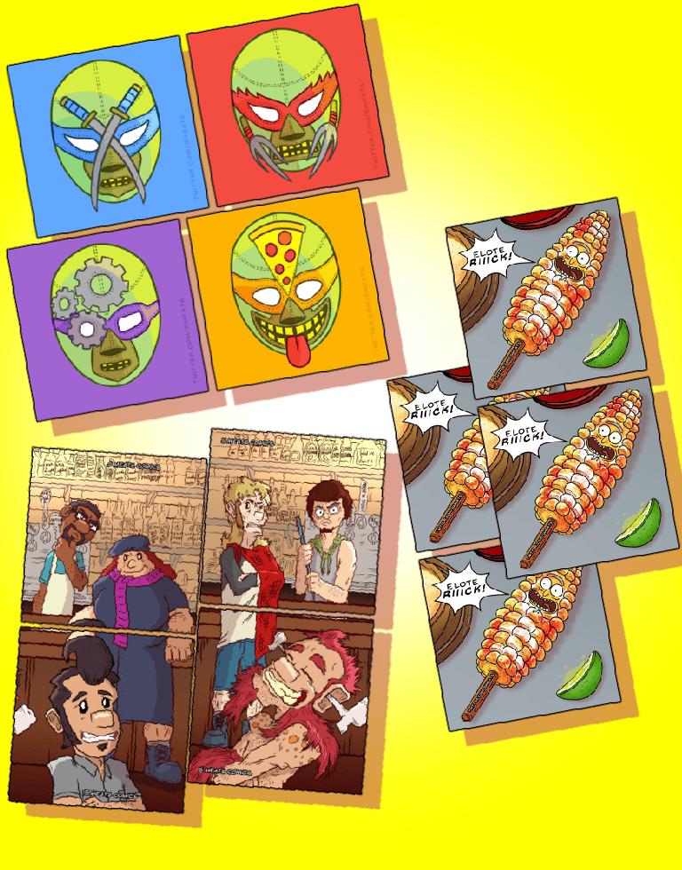 Image of Coaster Sets!