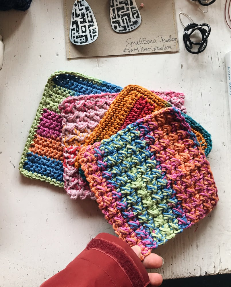 Image of Crochet Corner with Avalon - Weekly, Starting from the 17th of April
