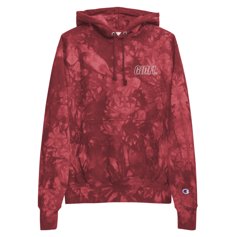Image of Tie Dye (Red)