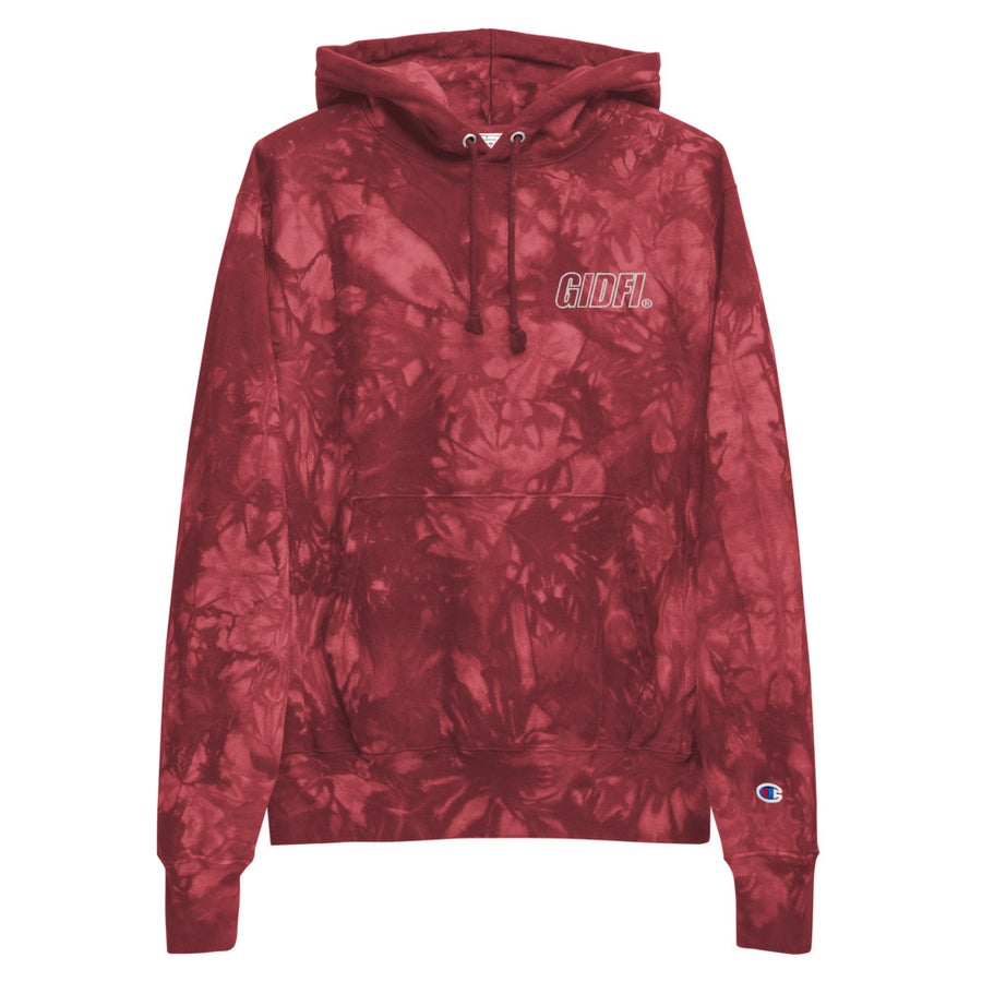 Image of Classic Tie or Dye (Red Ash)