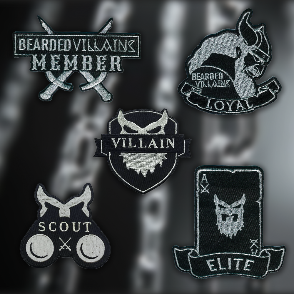 Image of SOLID Rank Patch  ( Limited / Sold Separately )