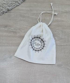 Image of NATASAstudio Eco friendly, sustainable cotton bag. Small.