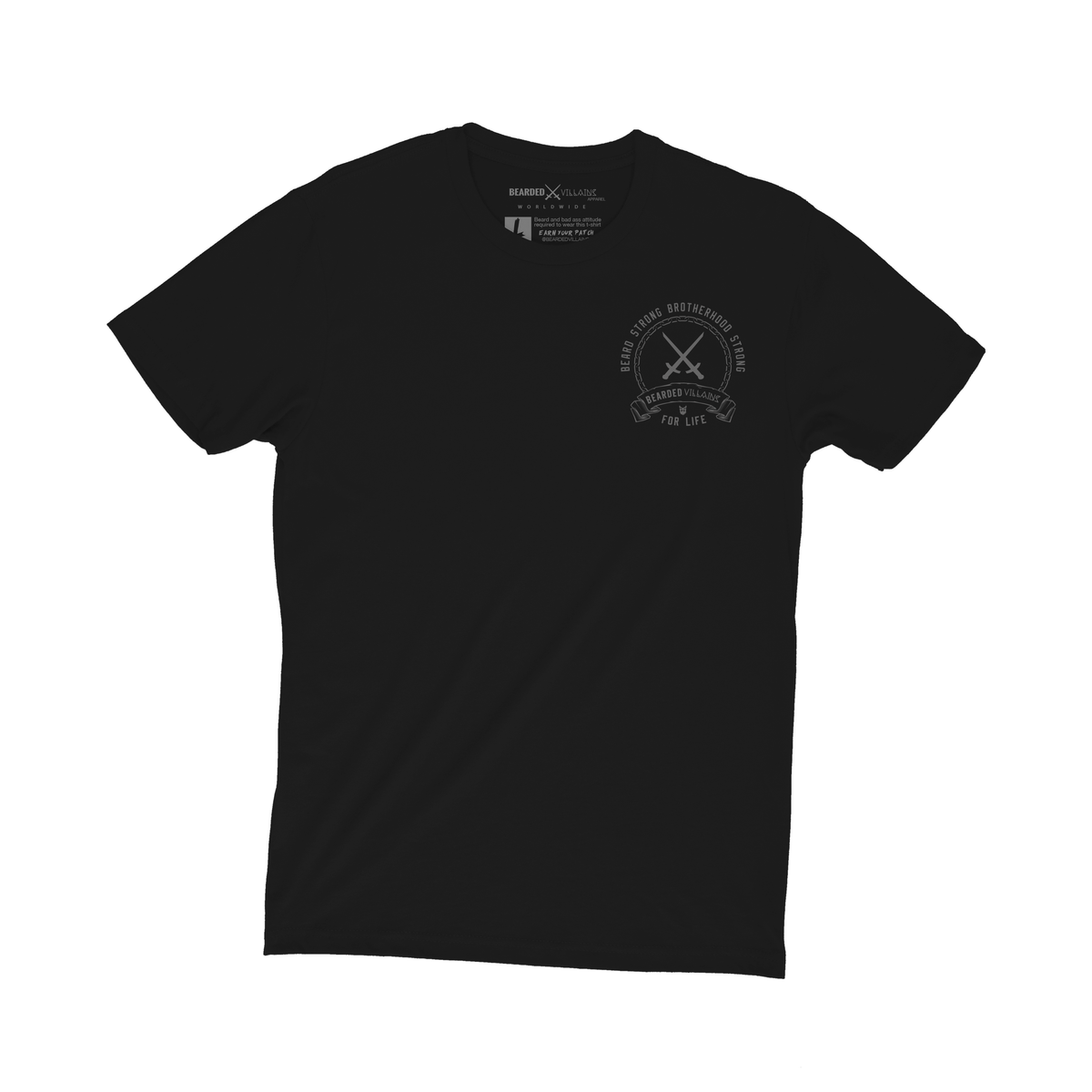 Image of SOLID TEE ( PRE-ORDER ) - Ships on 4/19