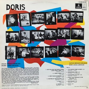 Doris - Did You Give The World Some Love Today, Baby (Odeon - 1970)