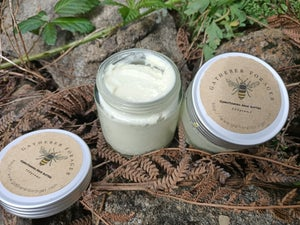 Conditioning hair butter