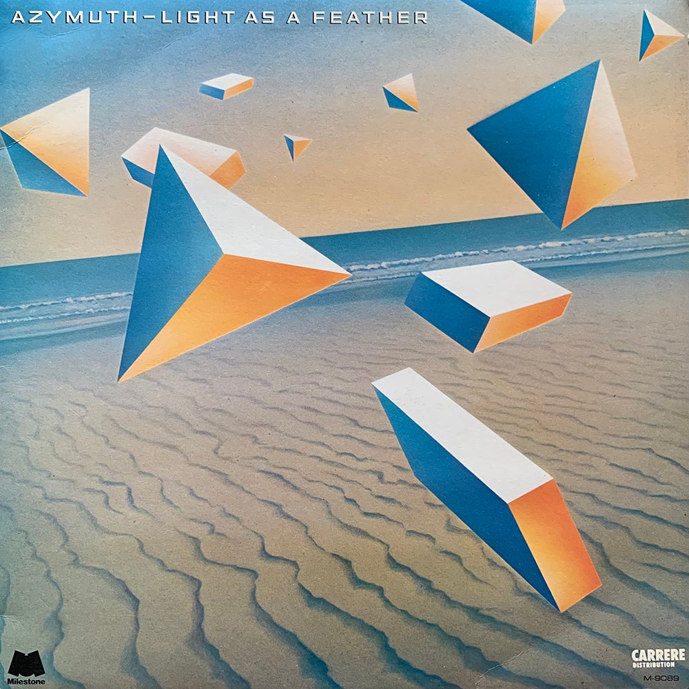 Azymuth - Light As A Feather (Milestone/Carrere - 1985)