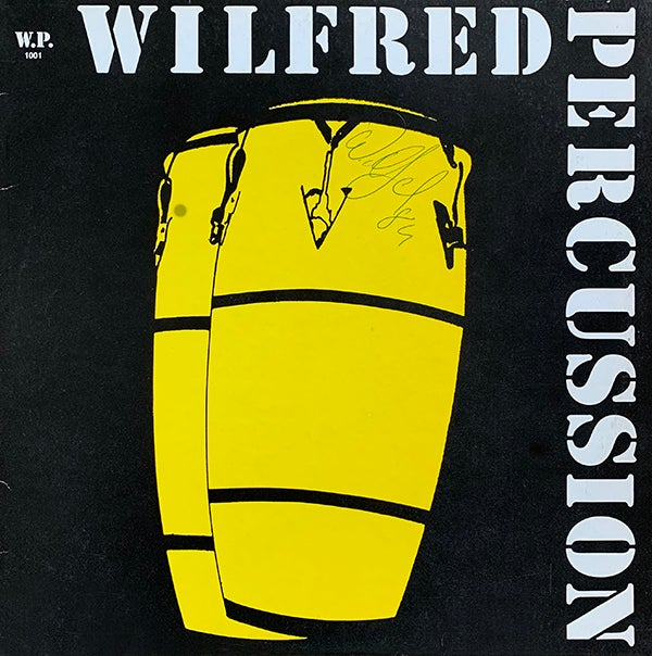 Wilfred Percussions - Wilfred Percussion (Private - 1980)