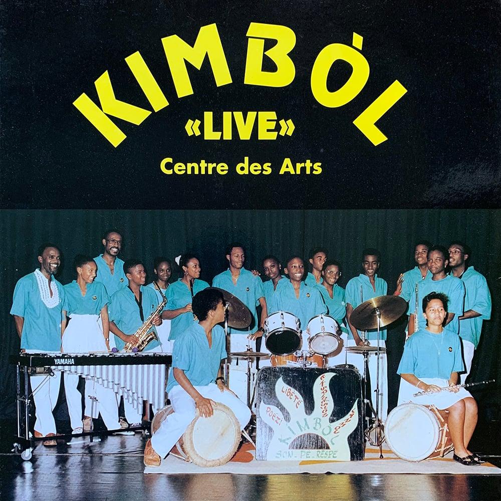 "Kimbòl - ""Live"" Centre Des Arts (Private, Guadeloupe - 1992)"