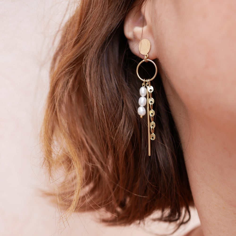 Image of Boucles d'Oreilles TILLY