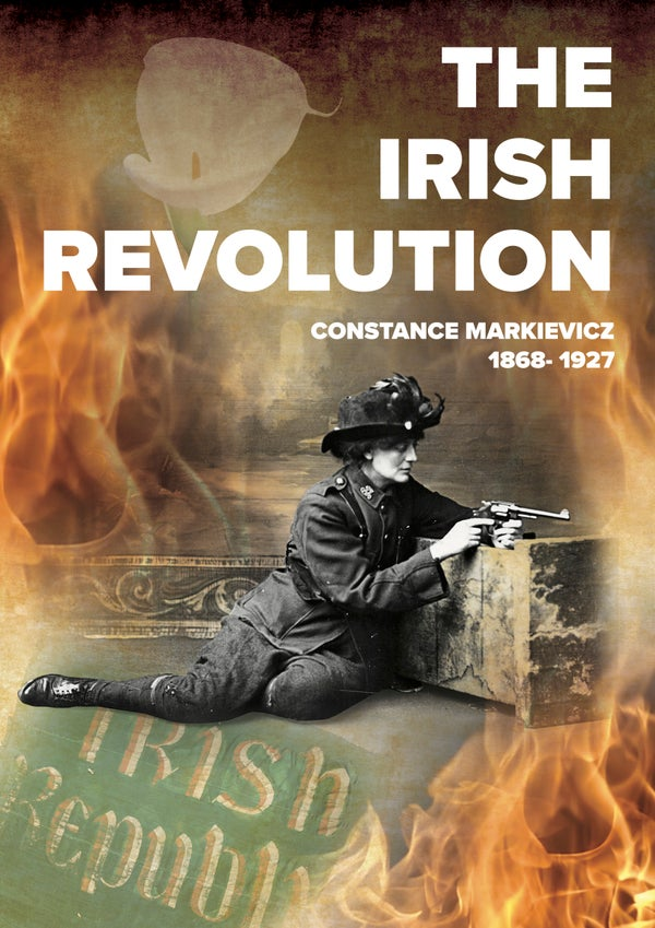 Image of Constance Markievicz Poster