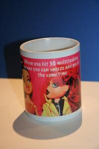 Image of Mugs and Aprons