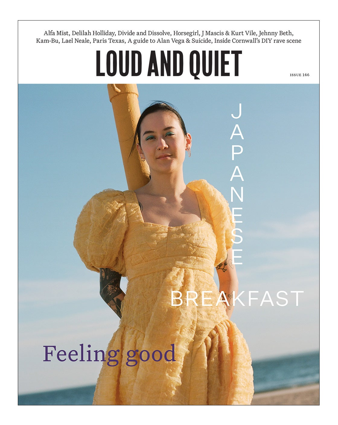 Image of Loud And Quiet issue 146