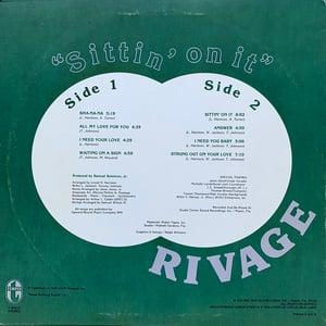 Rivage - Sittin' On It (Tempus, 1981)