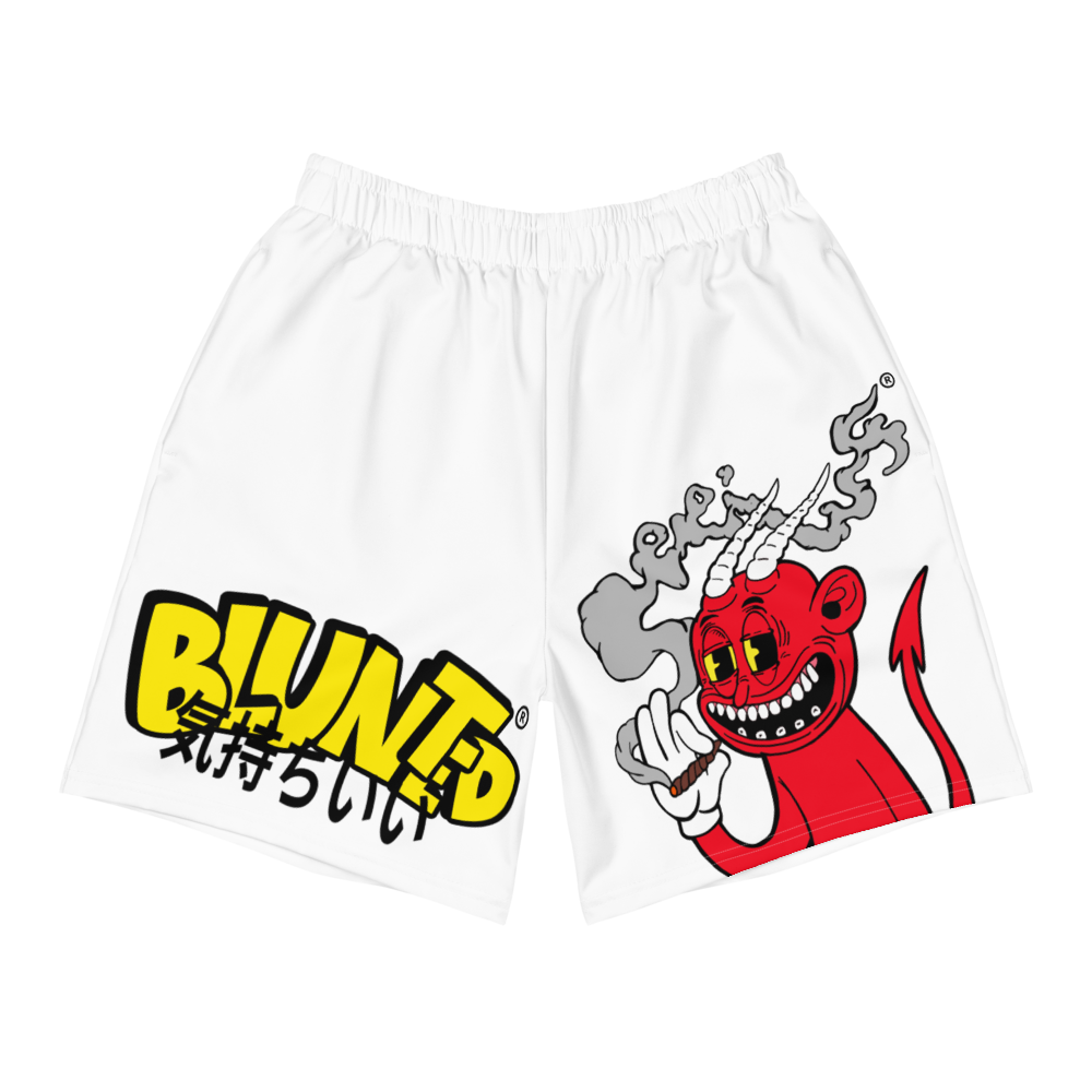 Image of BLUNTED DEVIL SHORTS