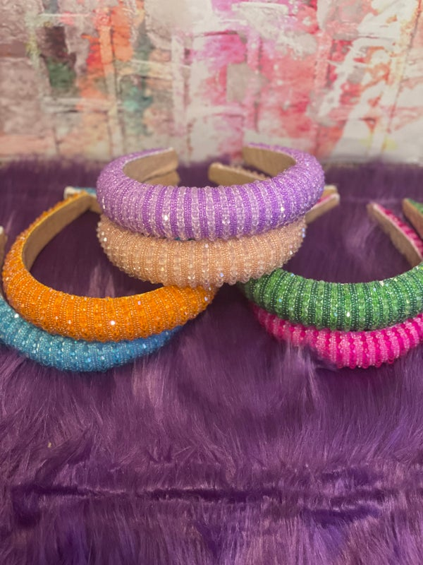 Image of BLINGED OUT HEADBANDS
