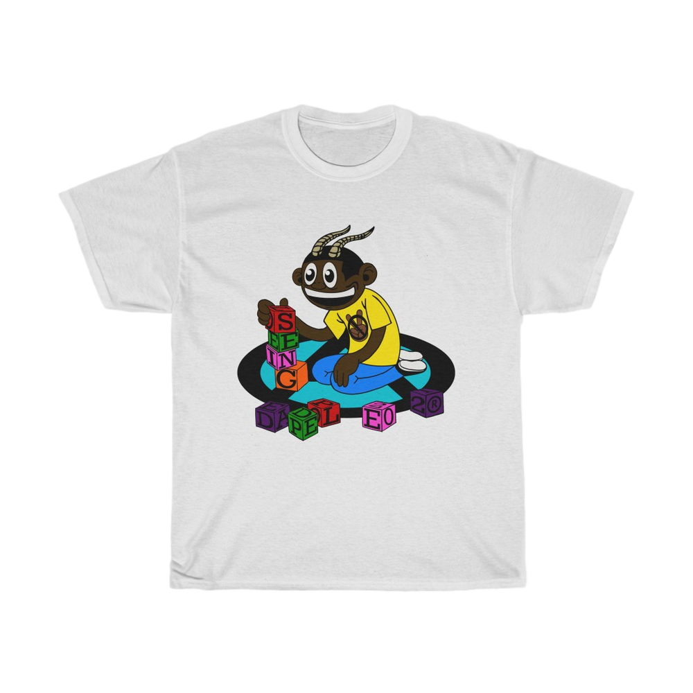 Image of BUILDING BLOCKS T-SHIRT