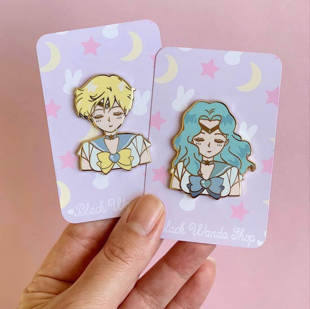 Image of New Sailor Saviors