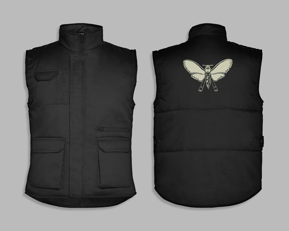 'Petalouda' Working Class Vest