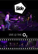 Image of The Side - Live @ The 02 (DVD)