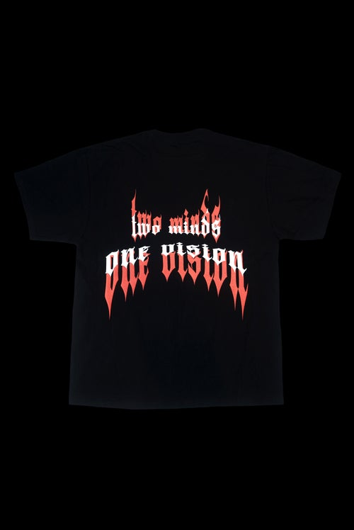 Image of ONE VISION T-SHIRT BLACK