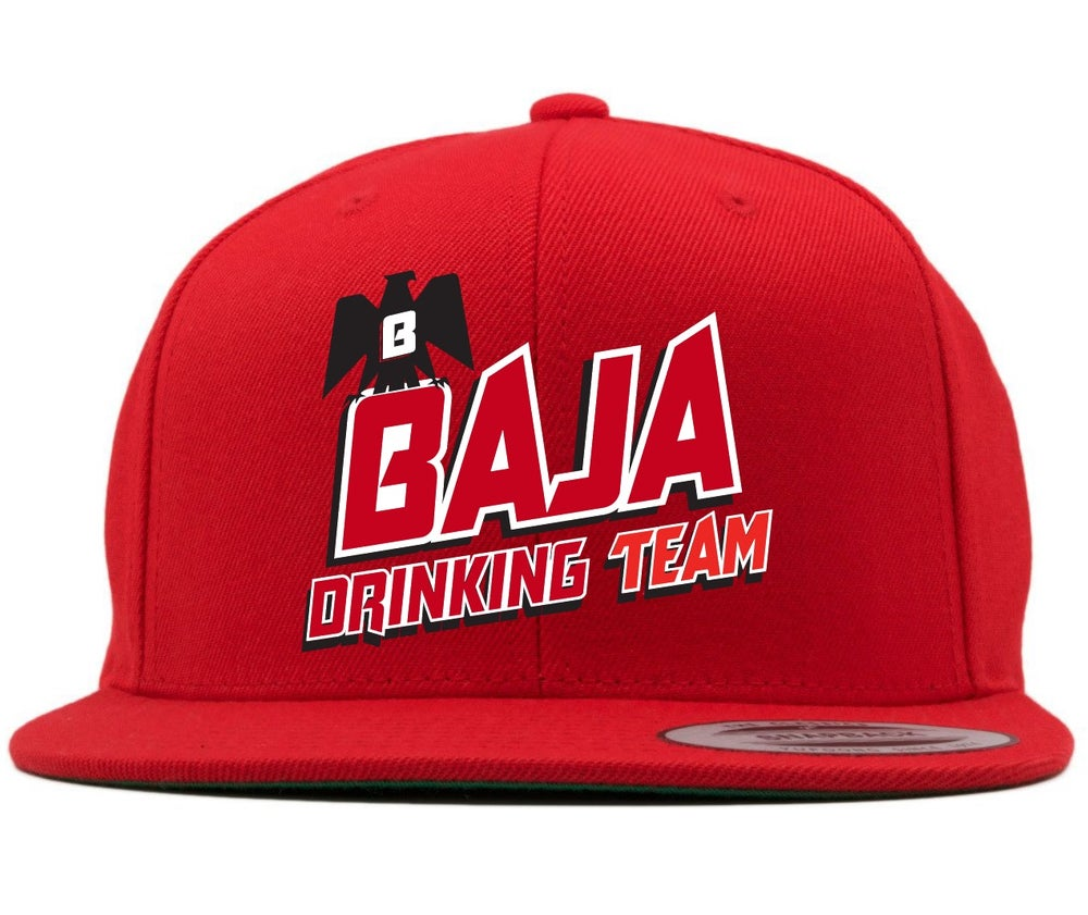Image of Baja Drinking Team SnapBack Hat