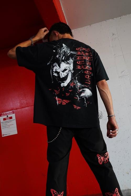 Image of DARKNESS T-SHIRT BLACK
