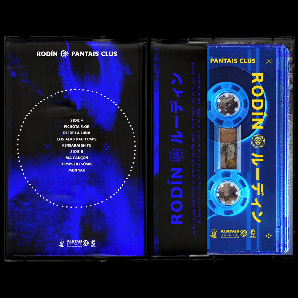 PANTAIS CLUS [casseta] • rodín