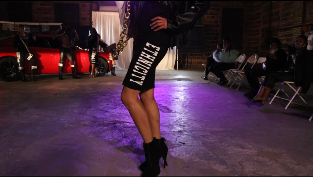 Image of EthniCITY Logo Tube Skirt