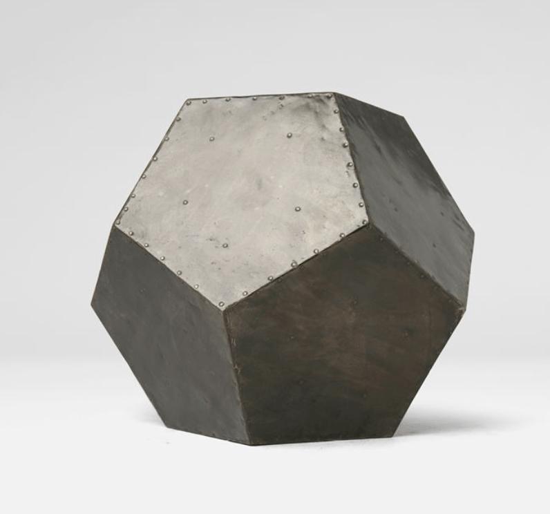Image of Zinc Objects