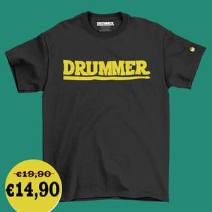Drummer Man Organic T-Shirt