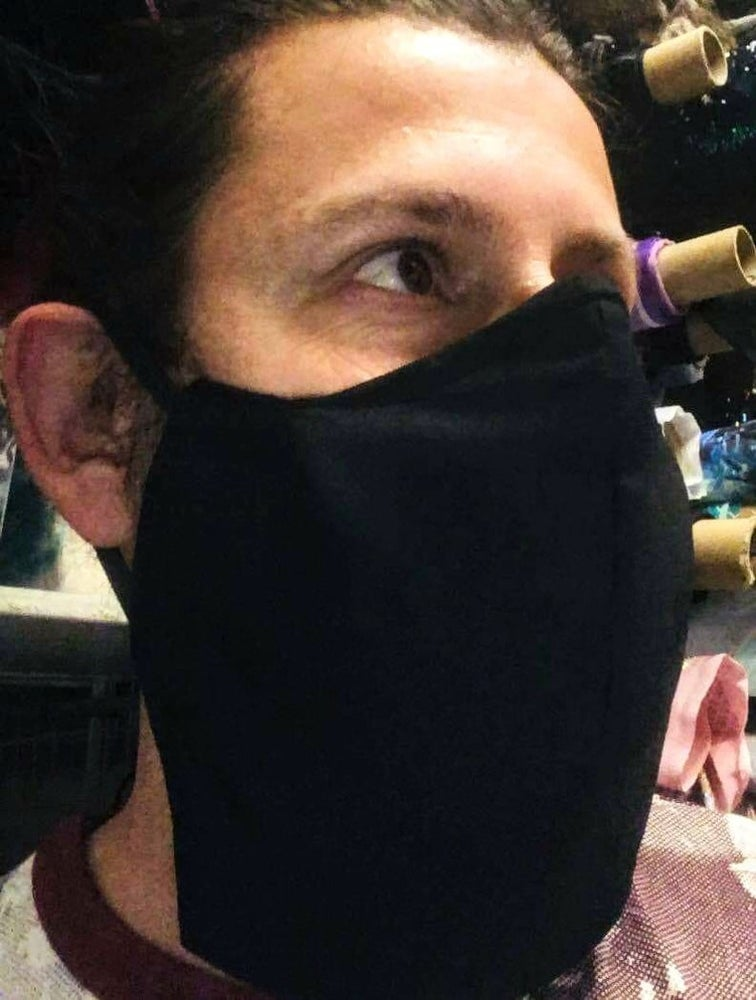 Image of Beard Masks with Nose Wire & Ear Adjusters