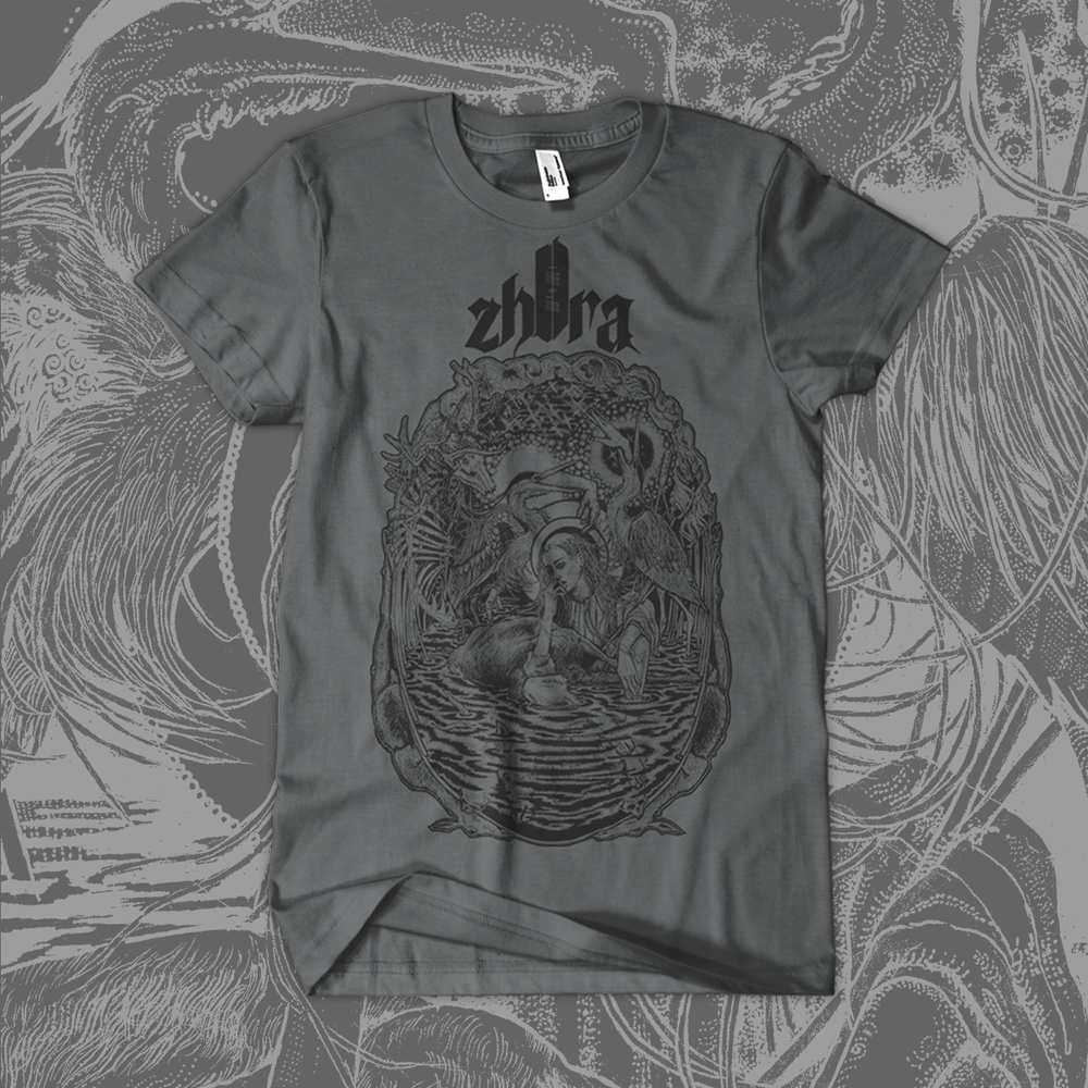 "Image of ""Boann"" Charcoal T Shirt"