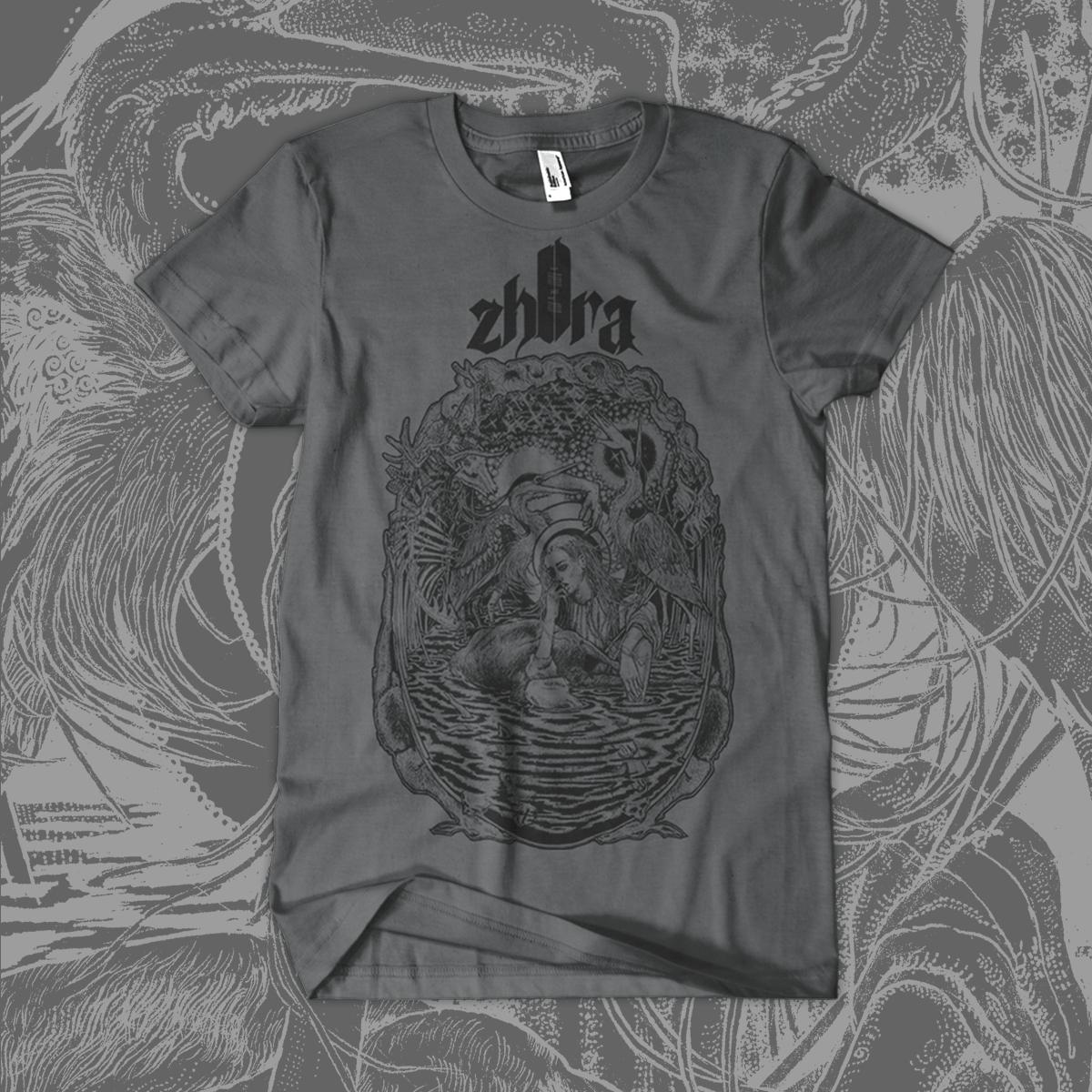 "Image of ""Boann"" Charcoal T Shirt"