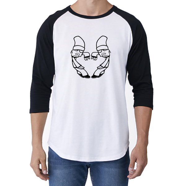 Image of BASSBIN BASEBALL TEE