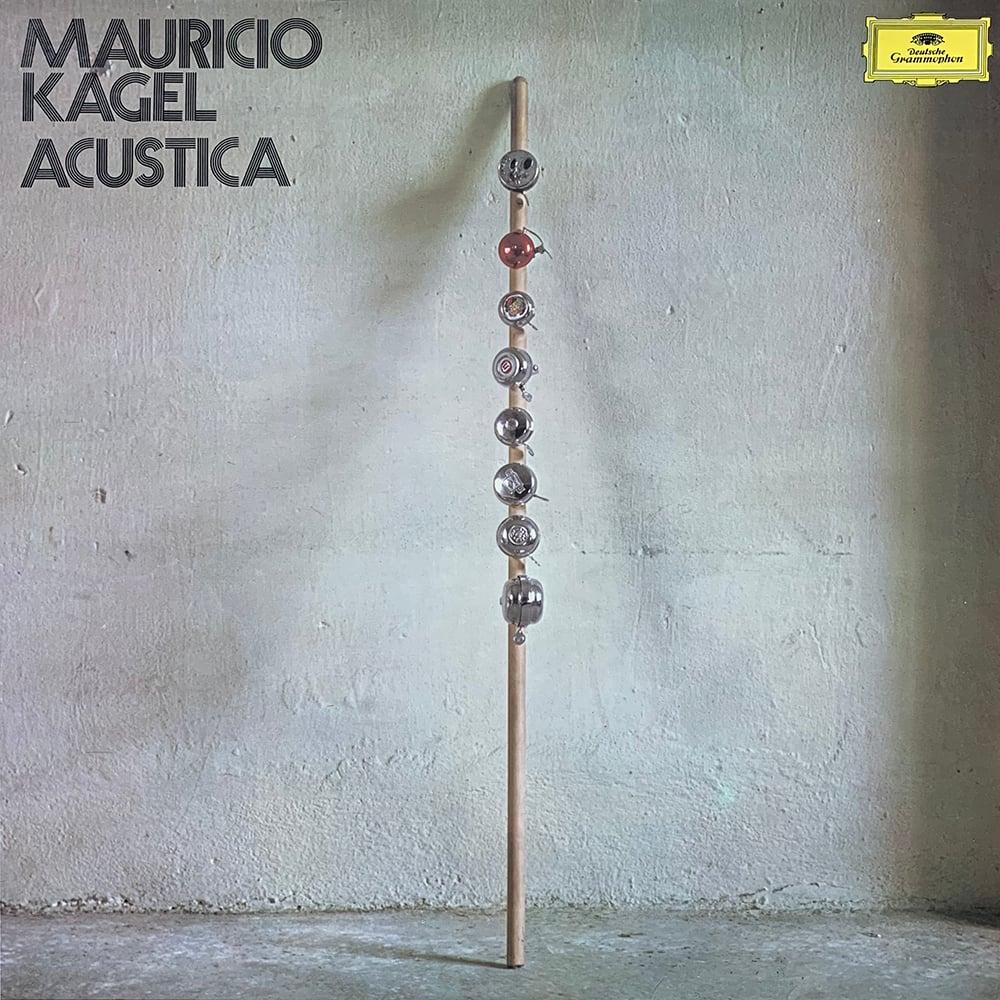 Mauricio Kagel - Acustica (Deutsche Grammophon - 1972)